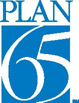Plan 65 logo